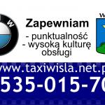 TAXI Wisła - wizytówka